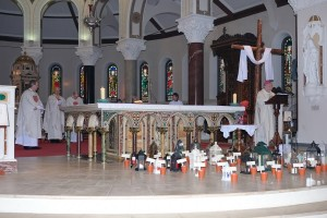 Mass of Thanksgiving November 2016