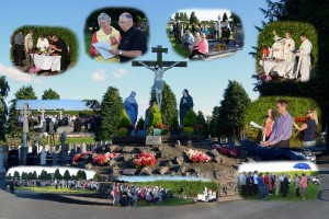 St. Patrick's Cemetery Mass August 2014