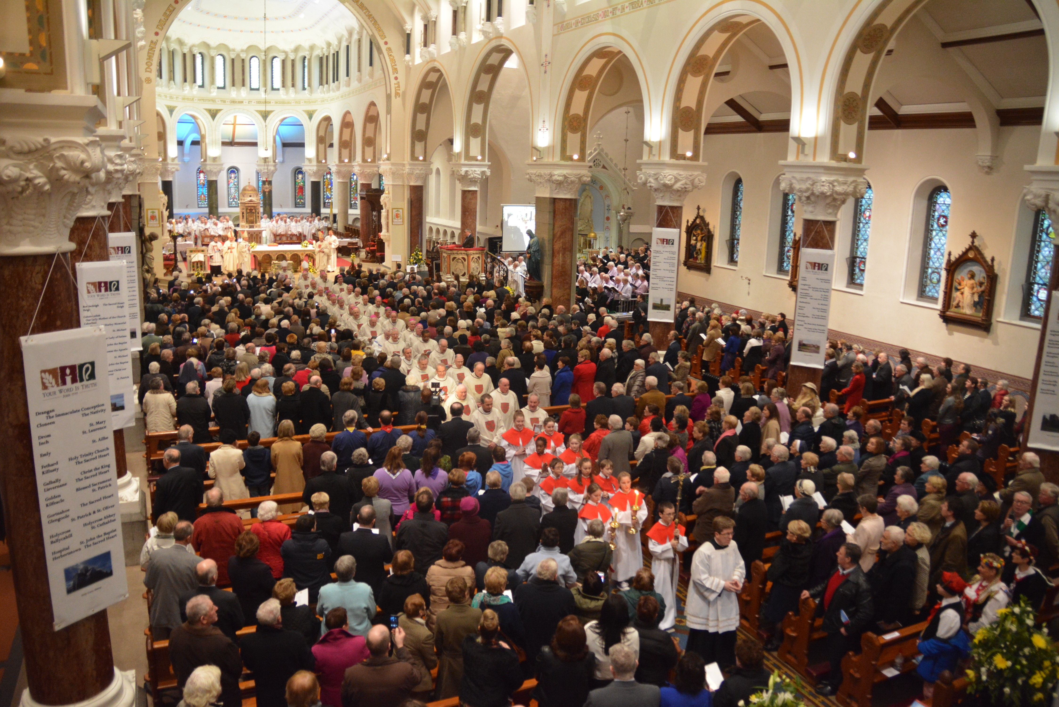 Welcome to our new Archbishop 2015