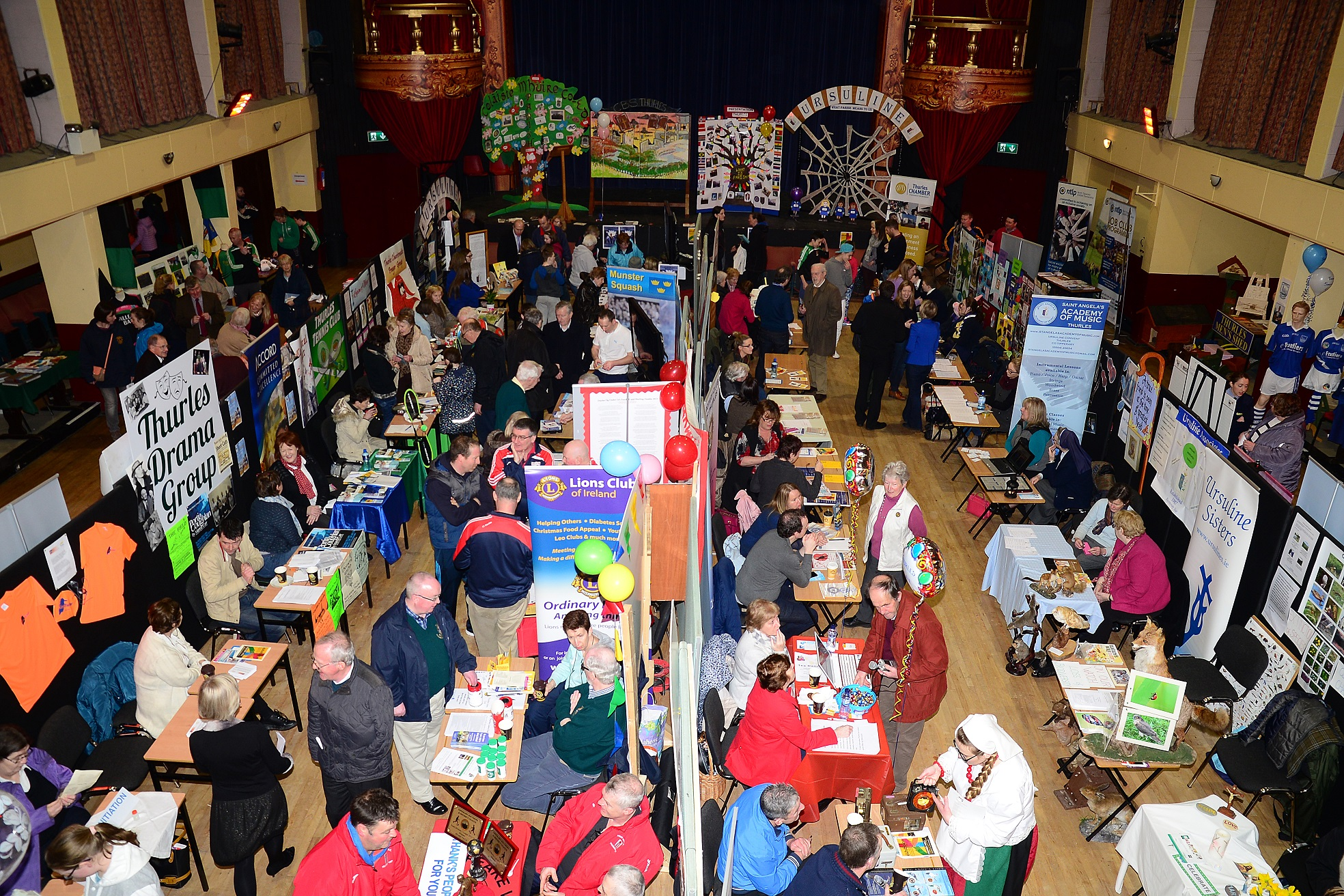 Exhibition of Clubs, Organisations and Societies