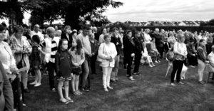 St. Patrick's Cemetery Mass 2016