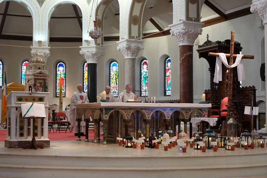 You are currently viewing Year of Mercy Mass of Thanksgiving