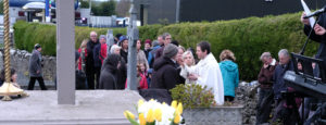 Read more about the article Dawn Mass, Easter Sunday 2017, Killinan Cemetery
