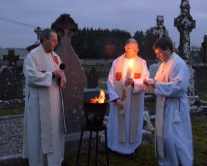 Dawn Mass Easter Sunday 2015